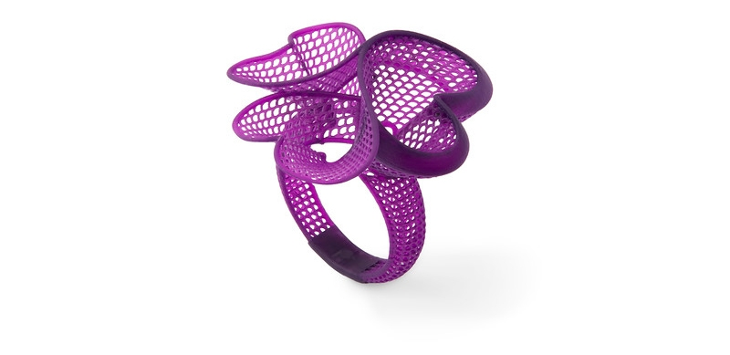 3D Print High Detail Jewelry with New Castable Wax Resin - Thinglab