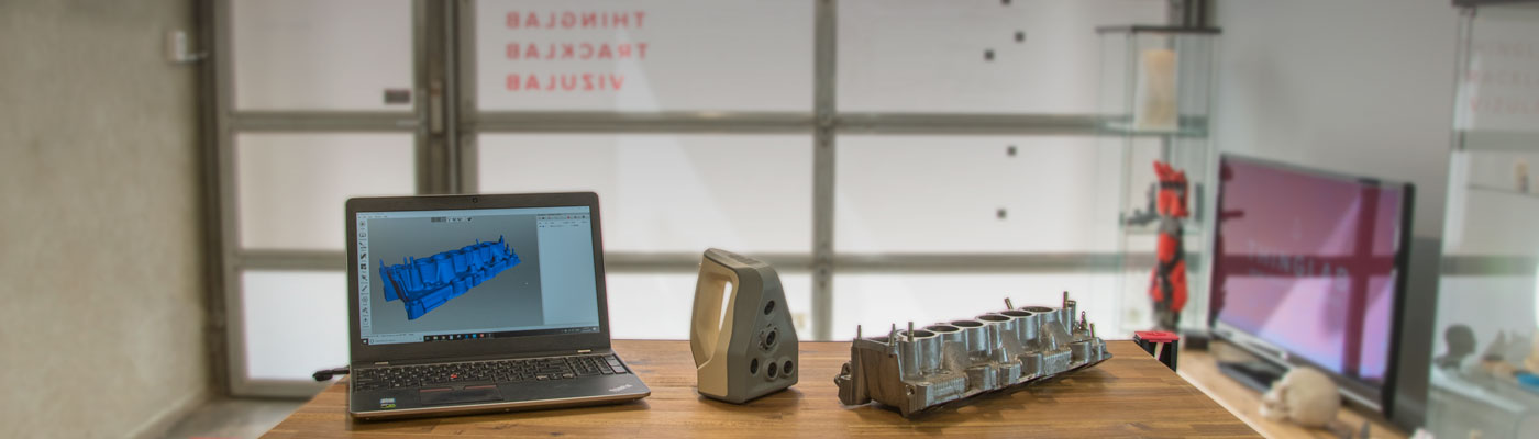3D Scanning Services - Thinglab