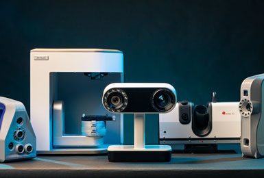 3d scanners thinglab