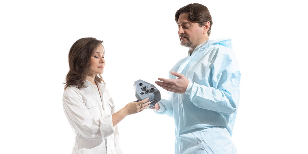 3D Printing and Scanning Training